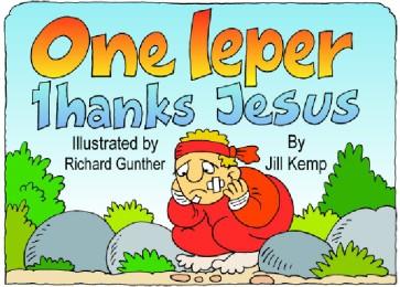 Jesus Heals Ten Lepers Craft http://biblecraftsandactivities.com/craft-ten-lepers-healed/