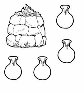 Elijah Altar Pattern