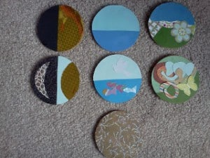Creation Story Craft Circles
