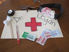 File Folder Doctor's Bag