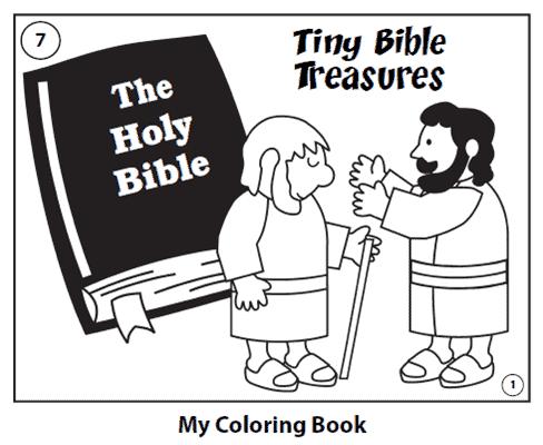 bible craft activities blind bartimaeus