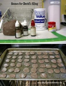 Recipe for DIY Stones