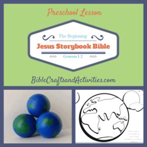 Jesus Storybook Bible The Beginning