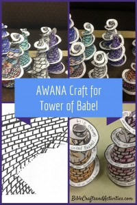Tower of Babel Craft